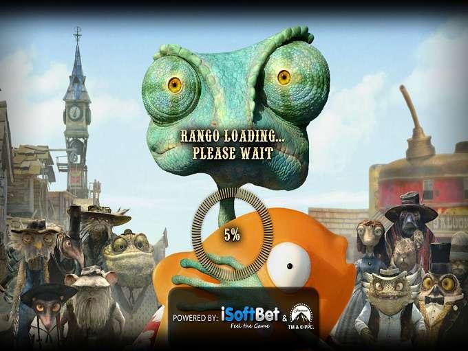 Rango เกมสล็อตผจญภัยในทะเลทราย กับตัวละครที่สดใส เพื่อลุ่นรับของรางวัล